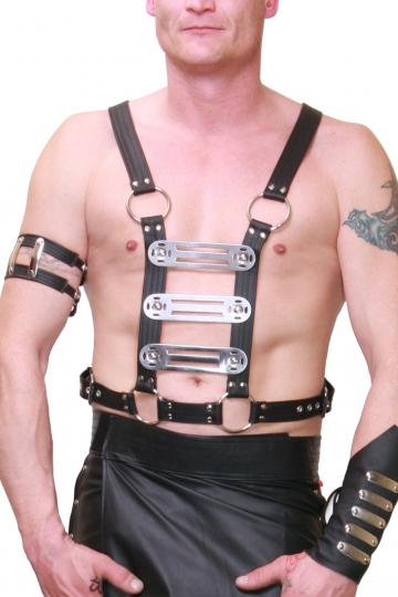 Herren Leder-Harness 17