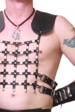 Herren Leder-Harness 15