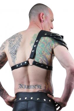 Herren Leder-Harness 22K