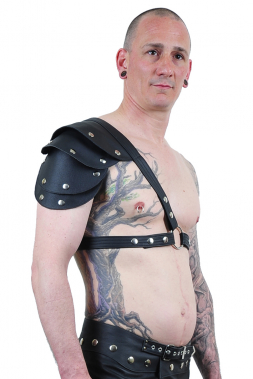 Herren Leder-Harness 22