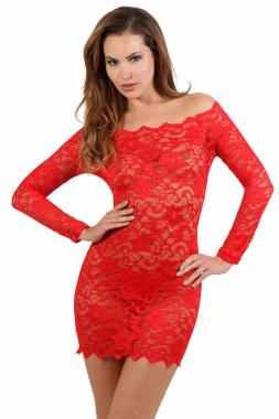 Kleid 9114 RED