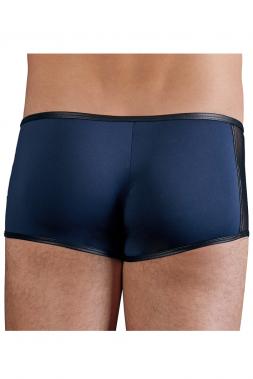 Aufsehenerregende Pants in Blau/Schwarz