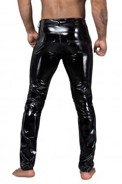 H060 Lange Hose aus elastischem PVC