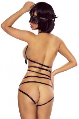 Harness Set schwarz